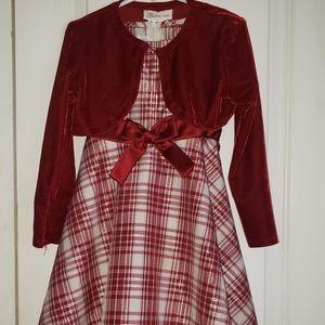 Bonnie Jean Christmas Dress